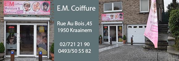 SALON DE COIFFURE KRAAINEM BRUXELLES